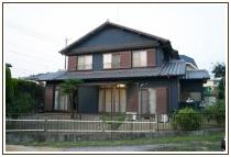 岡崎市T邸外観2_BEFORE