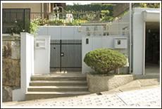 門廻り・エントランス1_BEFORE