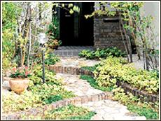 塀・花壇・アプローチ6